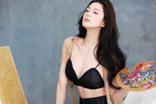 """""""Nữ hoàng mới"""" xứ Hàn tung bộ ảnh khoe body đẹp tuyệt - 3"""