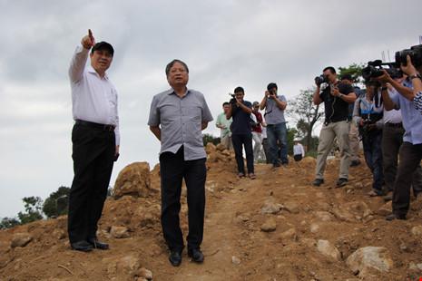 Chủ tịch Đà Nẵng: Đình chỉ ngay dự án tại Sơn Trà - 4