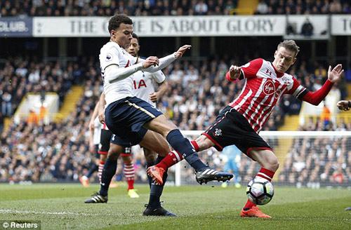 Tottenham - Southampton: Mở màn bằng cú đá đẳng cấp - 1