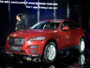 Tin tức ô tô - Jaguar F-Pace có giá từ 3,6 tỷ đồng tại Việt Nam