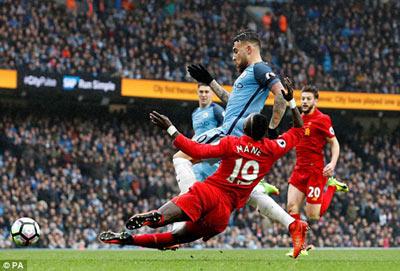Chi tiết Man City - Liverpool: Thay nhau phung phí (KT) - 6