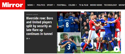 Trăm triệu fan MU mừng rơi nước mắt: Fellaini được so với Pele - 5