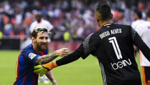 Chi tiết Barcelona - Valencia: Gomes ấn định chiến thắng (KT) - 7