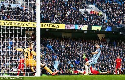 Chi tiết Man City - Liverpool: Thay nhau phung phí (KT) - 10