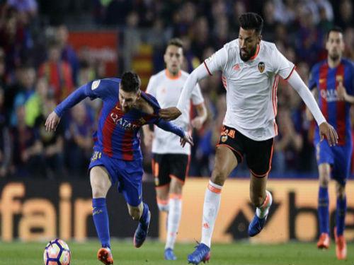 Chi tiết Barcelona - Valencia: Gomes ấn định chiến thắng (KT) - 4