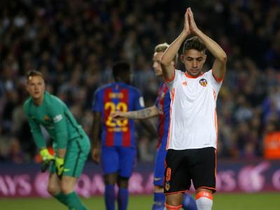 Chi tiết Barcelona - Valencia: Gomes ấn định chiến thắng (KT) - 5