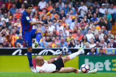Chi tiết Barcelona - Valencia: Gomes ấn định chiến thắng (KT) - 6