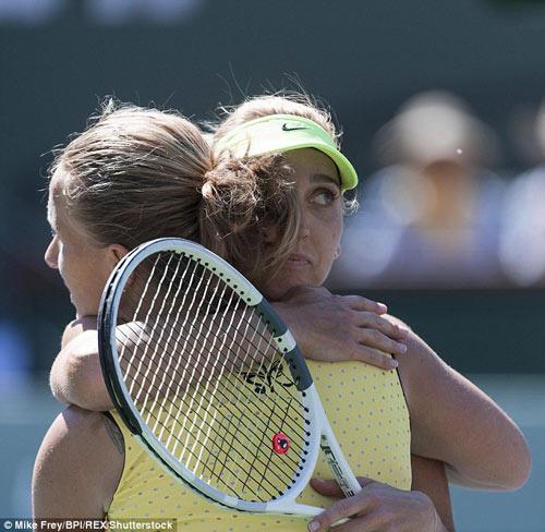 Indian Wells ngày 9: Nghẹt thở chung kết đơn nữ - 2