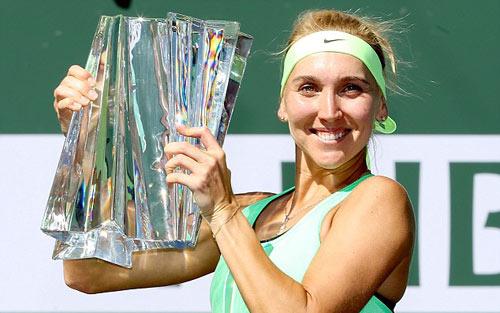 Indian Wells ngày 9: Nghẹt thở chung kết đơn nữ - 1