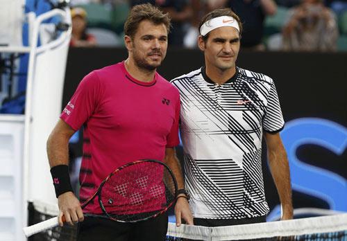 Federer – Wawrinka: Tinh hoa của tượng đài bất tử (CK Indian Wells) - 1