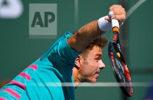Bill Gates dự khán, Federer – Wawrinka bùng nổ - 4