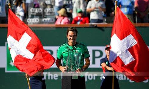 Bill Gates dự khán, Federer – Wawrinka bùng nổ - 7