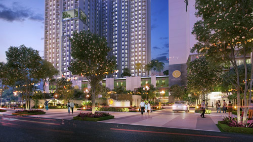 Sắp công bố tòa tháp đẹp nhất dự án HaDo Centrosa Garden - 2