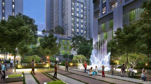 Sắp công bố tòa tháp đẹp nhất dự án HaDo Centrosa Garden - 3