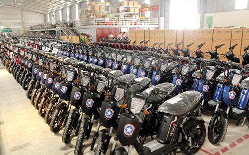 Lần đầu tiên Việt Nam có thương hiệu Việt sản xuất xe gắn động cơ hai bánh - 2