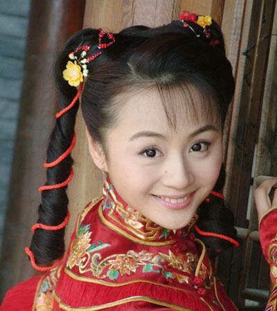 Hoảng vì mặt biến dạng của mỹ nữ cổ trang Trung Quốc - 1