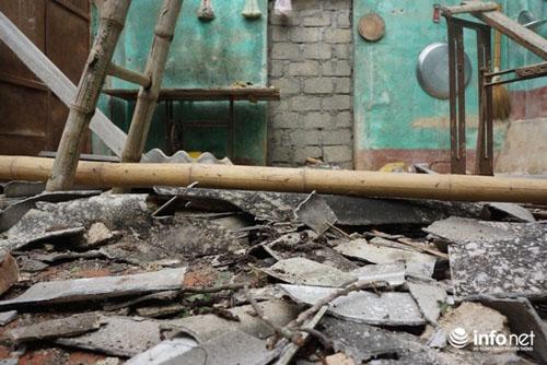 Thanh Hóa tan hoang sau trận mưa đá dày đặc hiếm thấy - 13
