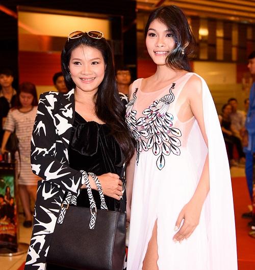 Vẻ mơn mởn tuổi 20 của con gái diễn viên Kiều Trinh - 2