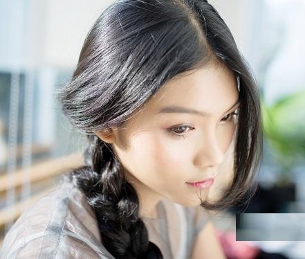 Vẻ mơn mởn tuổi 20 của con gái diễn viên Kiều Trinh - 1