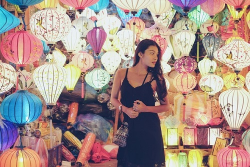 Vẻ mơn mởn tuổi 20 của con gái diễn viên Kiều Trinh - 12