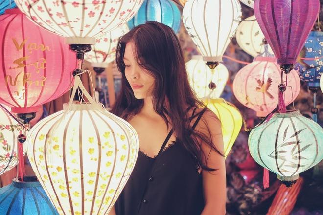 Vẻ mơn mởn tuổi 20 của con gái diễn viên Kiều Trinh - 13