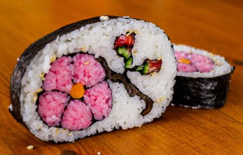 Những món ăn Nhật Bản đẹp mê ly, chẳng ai nỡ động đũa - 3