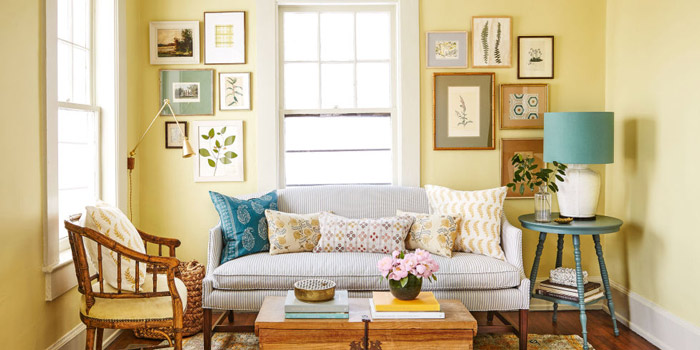 15 phòng khách đẹp mê ly ai cũng muốn là của nhà mình - 1