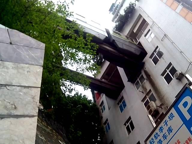"""TQ: Vì sao tàu điện trên cao """"xuyên thủng"""" nhà 19 tầng? - 7"""