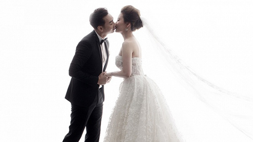 """Màn cầu hôn """"lạ lùng"""" của MC Thành Trung với vợ 9x - 2"""