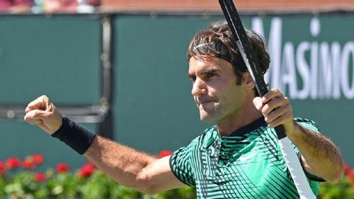 BXH tennis 20/3: Chiếm chỗ Nadal, Federer tiến thần tốc - 1