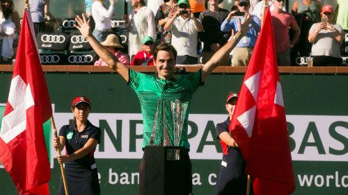 Từ Federer đến Djokovic, Murray: Ngã ở đâu, đứng ở đó - 1