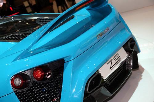 Zenvo TS1 GT: Siêu xe triệu đô mạnh 1.163 mã lực - 4