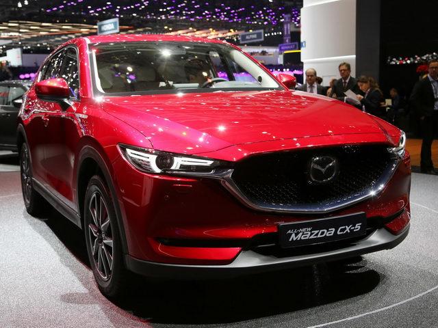 Mazda CX-5 2017 đến châu Âu và Mỹ với giá từ 547 triệu đồng - 1