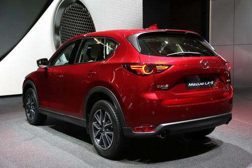 Mazda CX-5 2017 đến châu Âu và Mỹ với giá từ 547 triệu đồng - 2