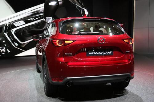 Mazda CX-5 2017 đến châu Âu và Mỹ với giá từ 547 triệu đồng - 3