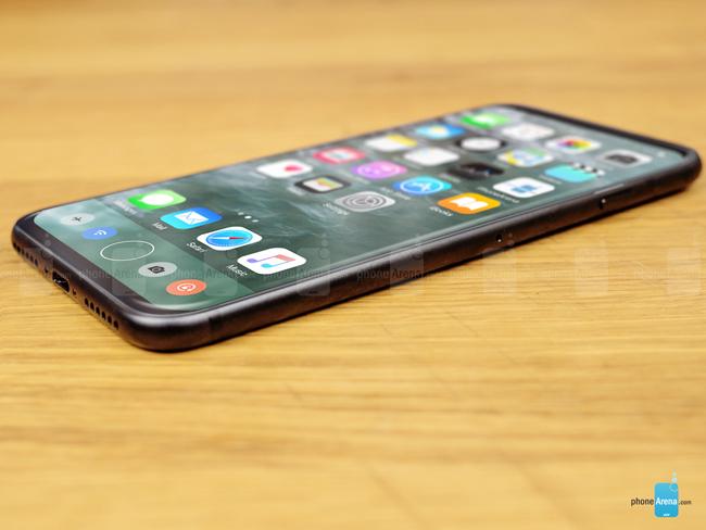 iPhone 8 là cái tên được nhắc tới nhiều nhất trong năm 2017 này, và theo kế hoạch thì nó sẽ được Apple trình làng trong tháng 9 năm nay. Tuy nhiên, trước khi phiên bản chính thức của Apple được công bố, đã có rất nhiều phiên bản concept được các chuyên gia thiết kế tung ra. Và đây là bản iPhone 8 ý tưởng đẹp nhất và được đánh giá cao nhất.