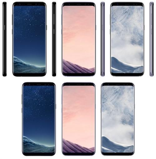 NÓNG: Đã có giá Galaxy S8 và S8 Plus, khoảng 22,5 triệu đồng - 1