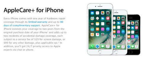 Apple tăng thời hạn bảo hành iPhone thêm 1 năm - 1