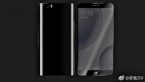Xiaomi Mi 6 vỏ gốm quá đẹp lộ diện - 1