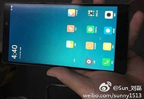 Xiaomi Mi 6 vỏ gốm quá đẹp lộ diện - 3