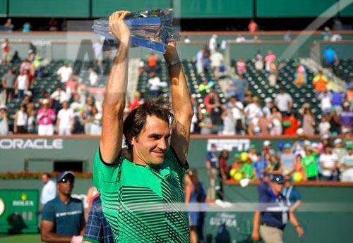 """""""Vua tennis"""" Federer: Người đến từ hành tinh khác - 2"""