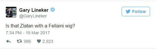 Trăm triệu fan MU mừng rơi nước mắt: Fellaini được so với Pele - 1