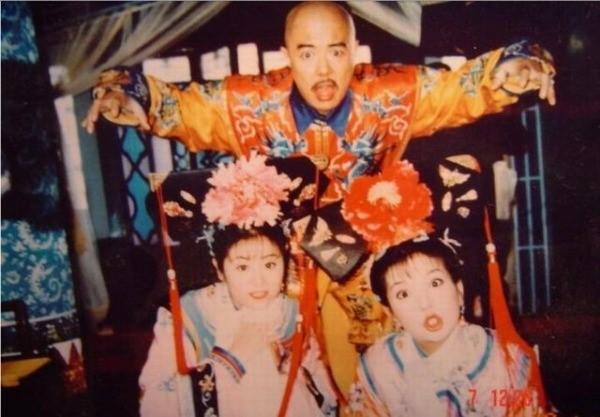"""Mối quan hệ lạ của Lâm Tâm Như và """"vua Càn Long"""" Trương Thiết Lâm - 3"""