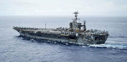 5 cách Nga-Trung có thể đánh chìm siêu tàu sân bay Mỹ - 5