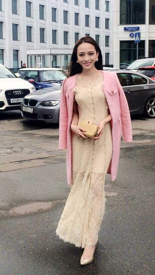 Hoa hậu Phương Nga giả chữ ký đại gia Cao Toàn Mỹ - 1