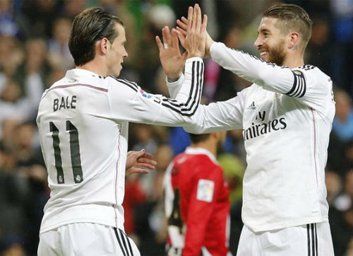 """""""Đại ca"""" Real: Ramos – Bale âm mưu """"hạ bệ"""" Ronaldo - 2"""