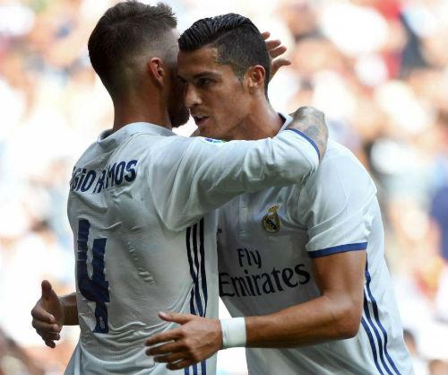 """""""Đại ca"""" Real: Ramos – Bale âm mưu """"hạ bệ"""" Ronaldo - 1"""