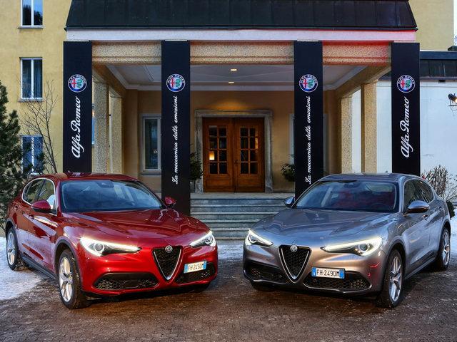 Alfa Romeo Stelvio: Sinh ra làm đối thủ Porsche Macan - 1