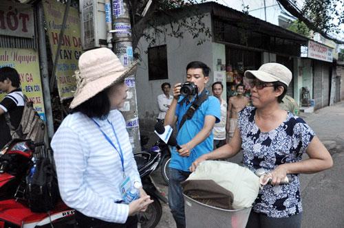 """TP.HCM: Vỉa hè khác lạ sau khi nữ chủ tịch phường """"đi qua"""" - 4"""