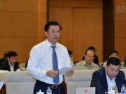 """Tài chính - Bất động sản - Bộ trưởng Tài chính """"giải mã"""" nguyên nhân nợ công tăng cao"""